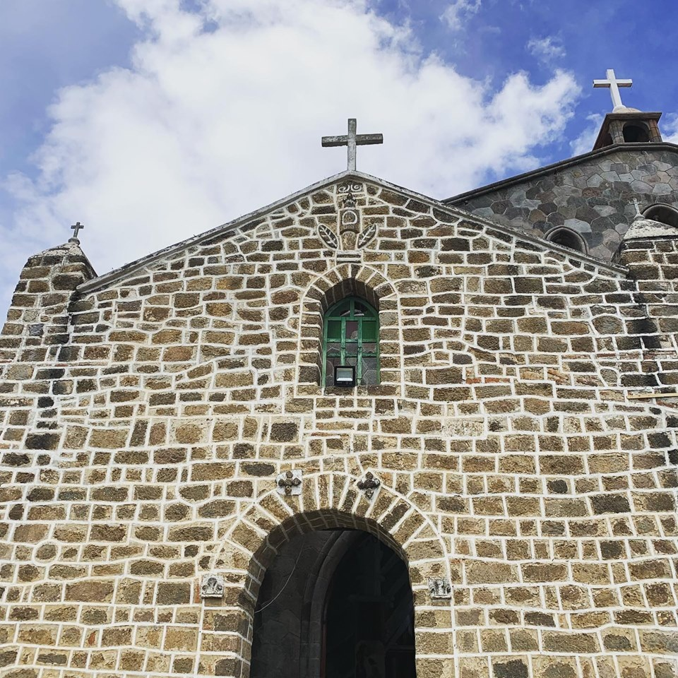 JULY 8 : Iglesia Catolica de San Juan La Laguna