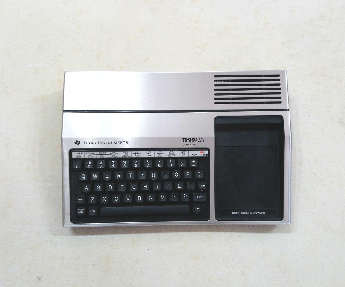Vintage TI-99/4A Computer