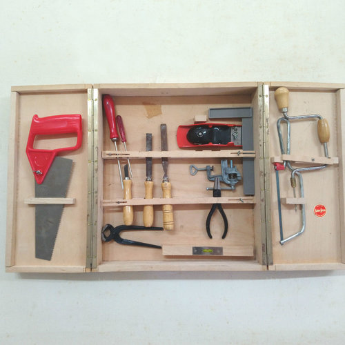 Child's Tool Set Neiman Marcus