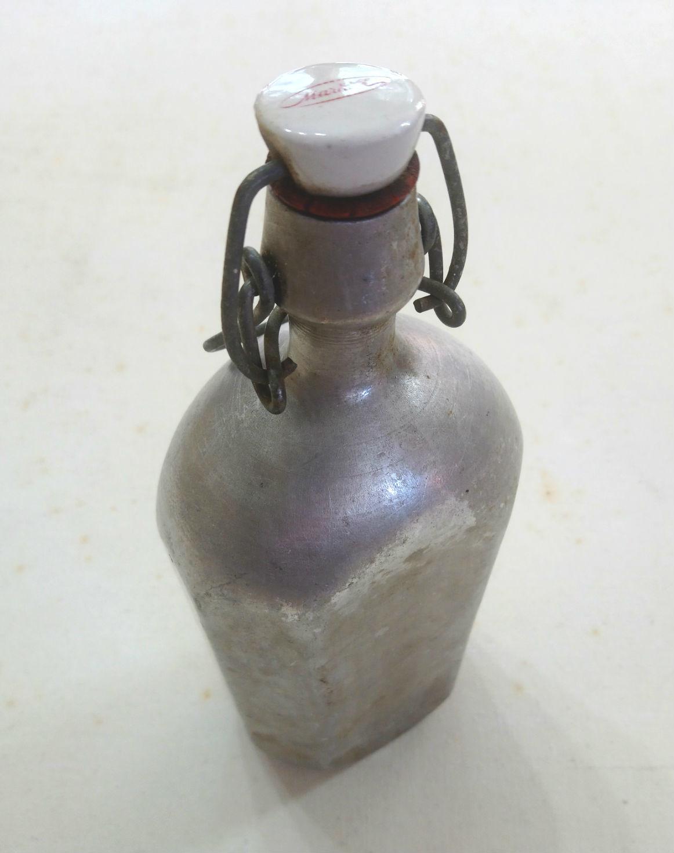 Aluminum Canteen Water Flask
