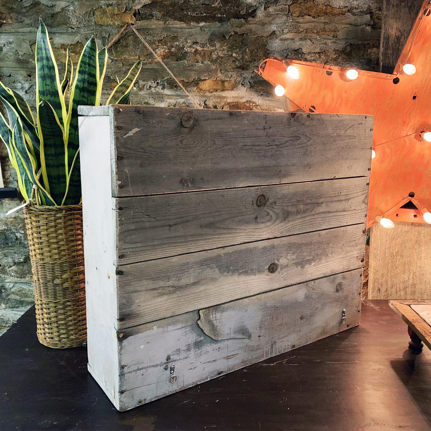 DIY Pretzel Bar Display