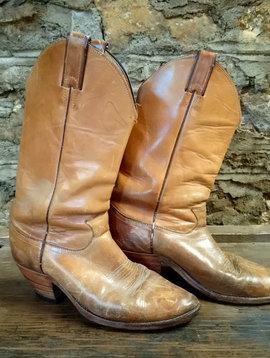 Cactus Creek Size 7.5 Vintage Justin Boots Men's