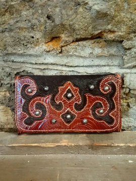 American West Leather Wallet