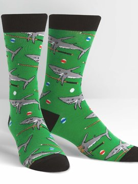 Pool Shark Crew Socks