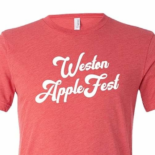 Weston Apple Fest Tee