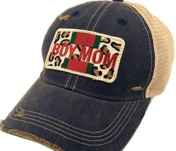 Boy Mom Cap