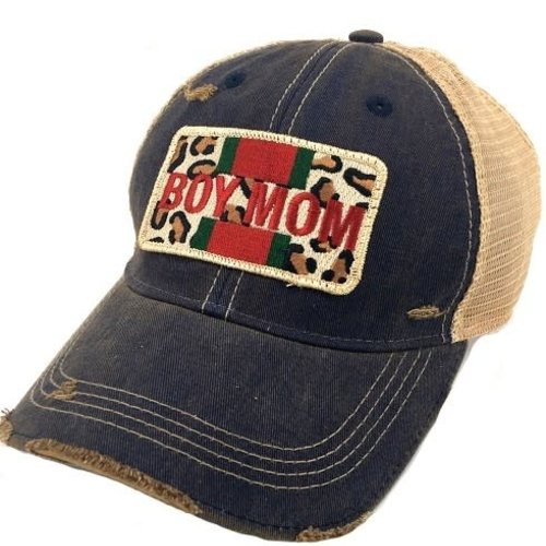 Boy Mom Cap