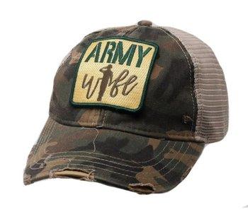 Army Wife Cap