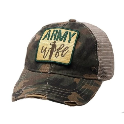 Army Wife Cap