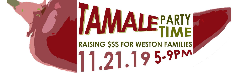 Tamale Party benefiting Weston Masons - Nov 21, 2019