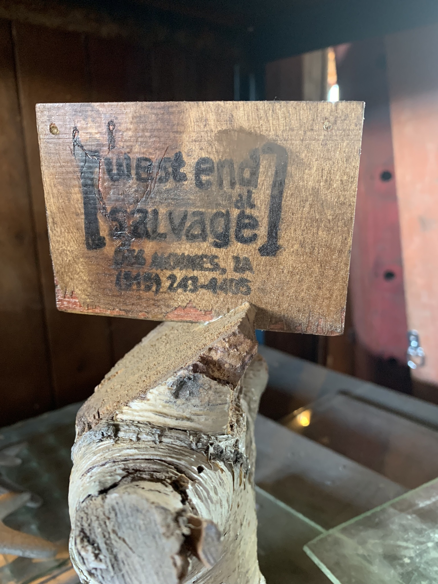 West End Salvage - Des Moines Road Trip