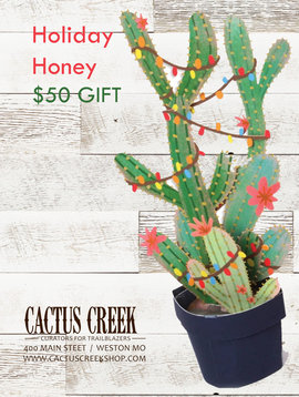 Cactus Creek $50 Holiday Gift Card