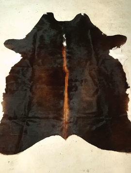 Dark Brown Cowhide Rug CUSTOM ORDER