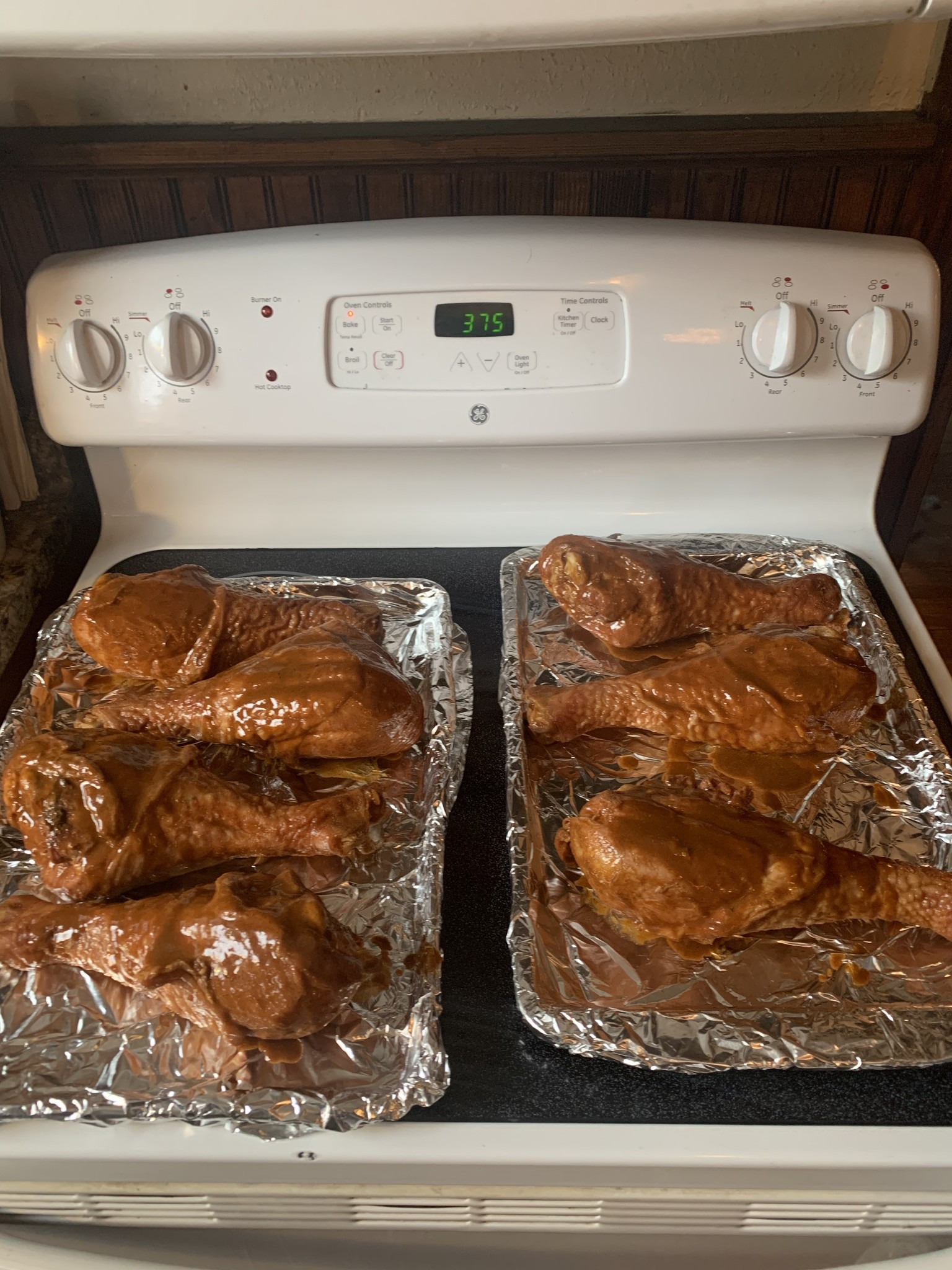 Fair Style Turkey Legs