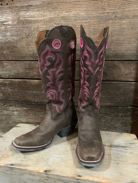 Tony Lama Tall Square Toe Boot size 8.5