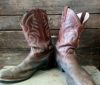 Double H Western Work Boot Size 11.5