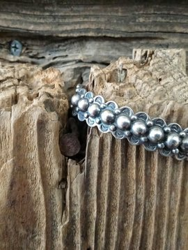 Knobby Sterling Cuff