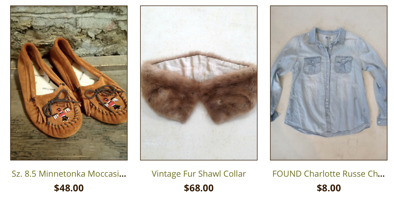 https://www.cactuscreekshop.com/things-to-wear/vintage-clothes/