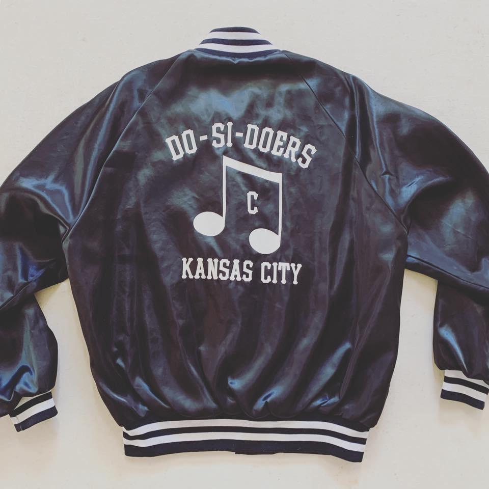Vintage Square Dance Jacket