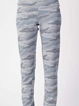 French Terry Camo Pants