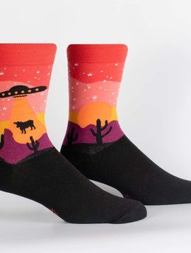 Area 51 Crew Socks