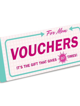 Vouchers for MOM Gift Booklet