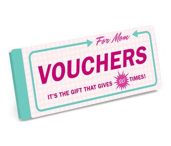 Vouchers for MOM Gift Booklet
