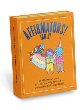Affirmators Family Deck: 50 Affirmation Cards