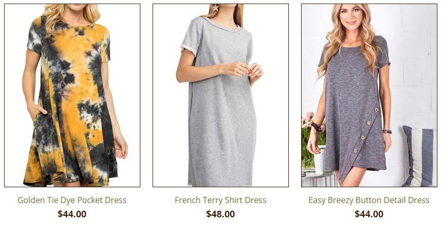 Dresses from CActus Creek in Weston MO