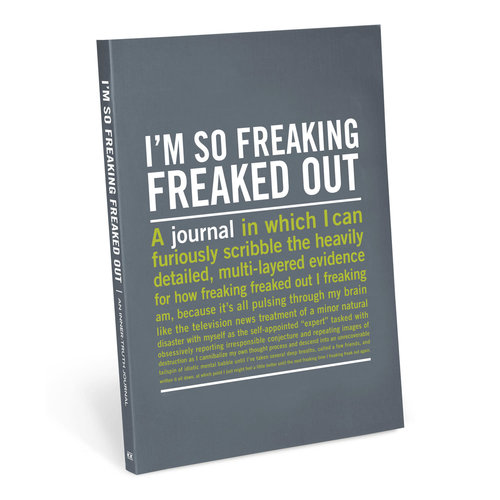 I'm So Freaking Freaked Out Inner Truth Journal
