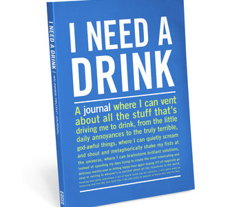 I Need a Drink Inner Truth Journal