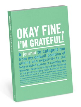 Ok Fine, I'm Grateful Mini Inner Truth Journal