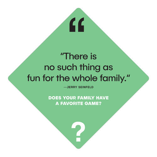 Quotes & Questions on Friends & Family