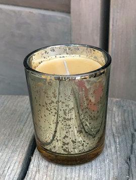 Mercury Glass Votive Jars
