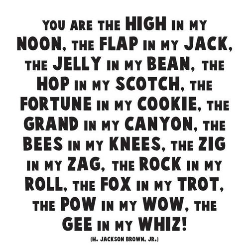 You are the High in my Noon Inspirational Card