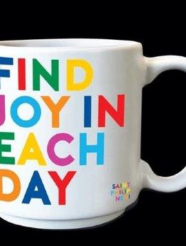 Find Joy Inspirational Mini Mug Set of 4
