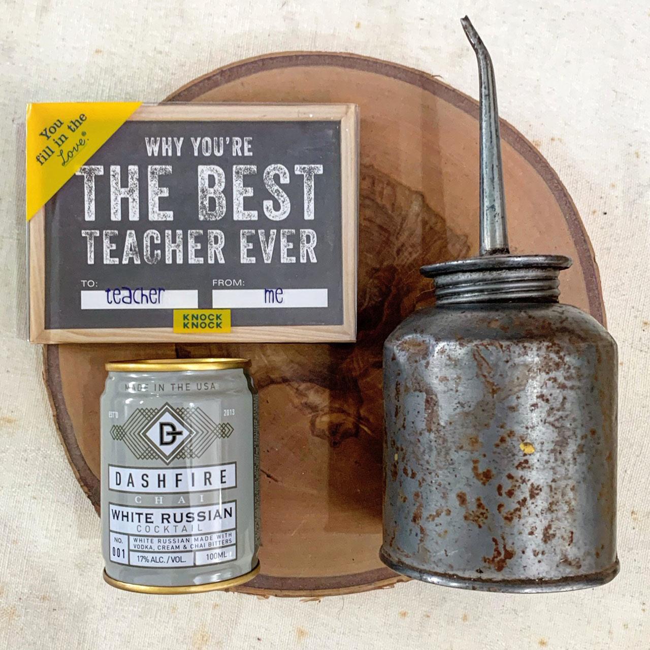 TEacher Gift Ideas from Cactus Creek in Weston MO