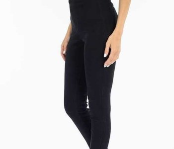 High Rise Stretchy Black Jeggings