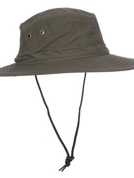 Insect Shield Olive Brim Hat