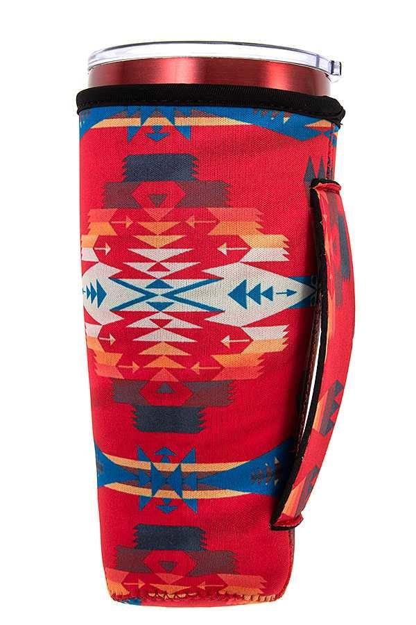 Tribal Koozie Drink Sleeve