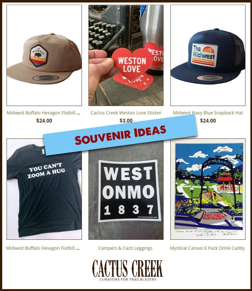 Souvenir Ideas from Cactus Creek in Weston MO