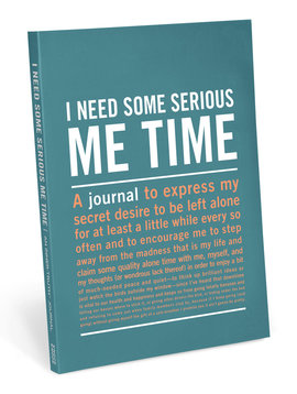 I Need Some Serious Me Time Inner Truth Journal