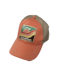 Come Together Patch Ball Cap