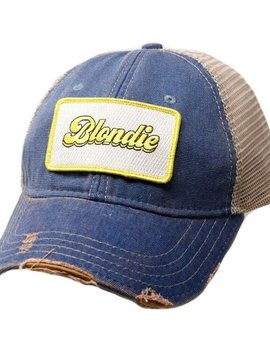 Blondie Patch Cap