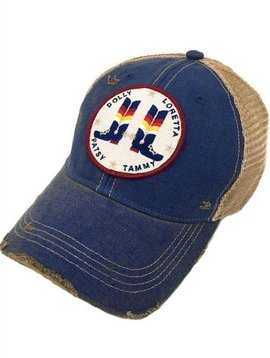 Women Country Legends Cap