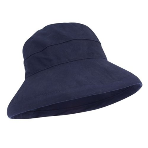 Insect Shield Navy Sun Hat
