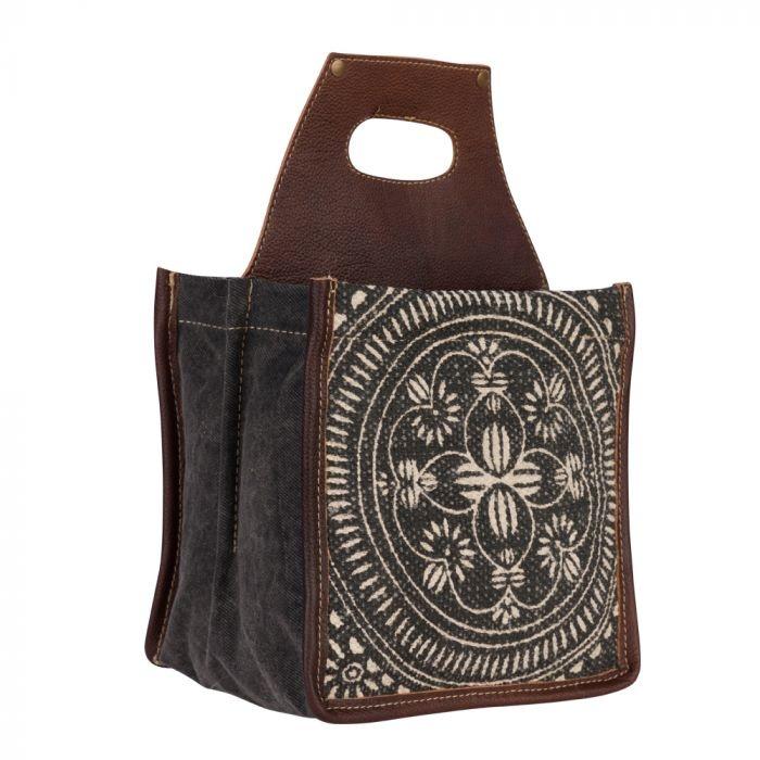 Trippy Tapestry 6 Pack Drink Caddy