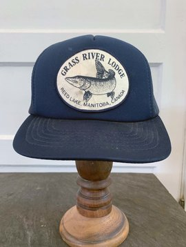 Grass River Lodge Hat
