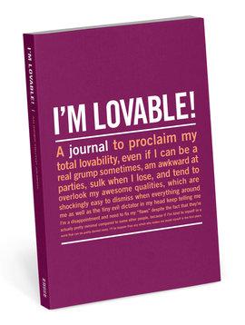 I'm Lovable Mini Inner Truth Journal