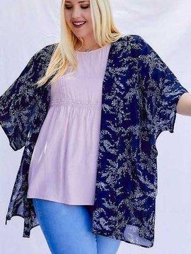 CURVY Grecian Kimono Cardi